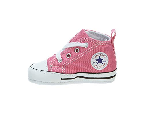 - Converse First Star Chuck Taylor Infant Shoes Pink (3)