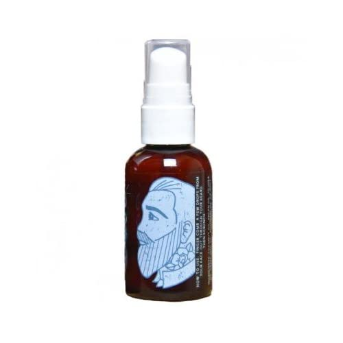 "'Ancres – The Bearded Sailor – Beard Oil ""Amber – Spicy Vanilla (bartöl, 60 ml)"
