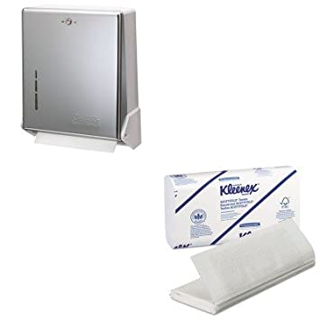 kitkim13254sjmt1905 X C – Value Kit – Kimberly Clark KLEENEX Scottfold toallas de papel (kim13254)