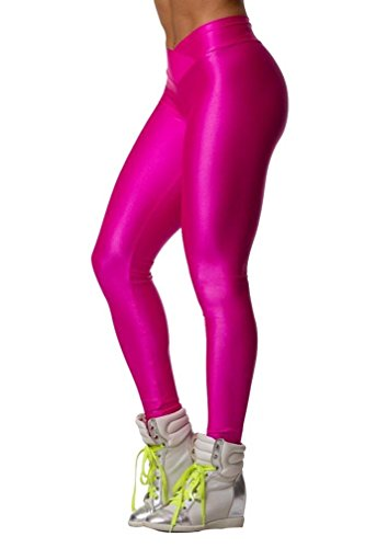 Hot Pink Tights - 6