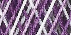 South Maid Bluk Buy Crochet Cotton Thread Size 10 (3-Pack) Shades of Purple D54-26