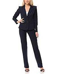 Womens Classic Wear to Work Suit Set