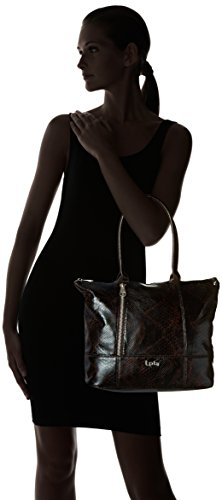 Woman Choco Choco main Sac LPB porté W16b0101 Unique Taille Marron Marron Ovnqwda