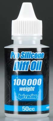 HPI 103670 Silicone Diff Oil #100000