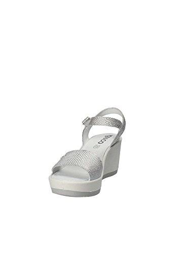 IGI Co 1177 Wedge Sandals Women Grey 36 ZyNRtd