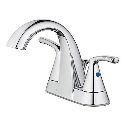 Homewerks Worldwide LLC HP CHR 2Hand Lav Faucet 67603W-6201