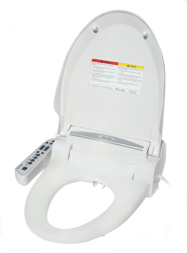 - Sunpentown SB-2036L Magic Clean Bidet with Dryer, Elongated