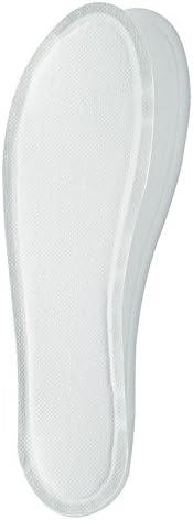 43-46 EU Scaldapiedi Unisex-Adulto Thermopad Gr/ö/ße XL Sohlenw/ärmer Bianco
