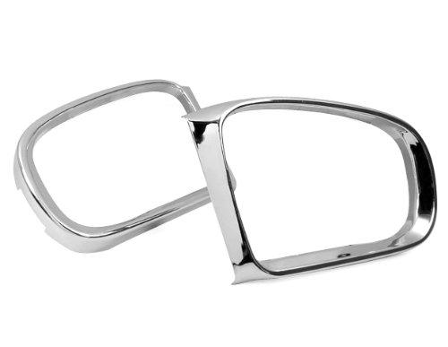 Chrome Mirror Cover 1999 Sightglassshield for Mercedes W220 S320 S350 S600 S55