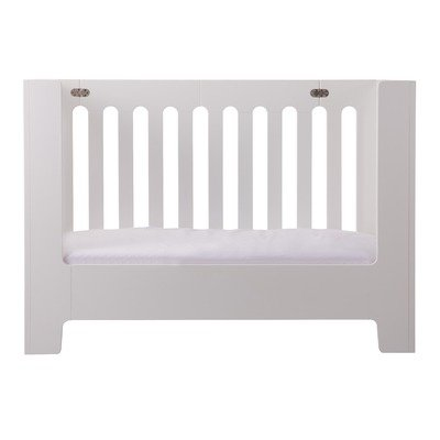 Alma Papa Bed Rail in Coconut White by BLOOM