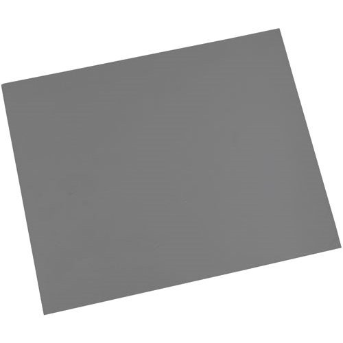 Desco 66208 Dissipative Dual Layer Rubber Mat Roll, Grey, 24'' x 50' by Desco