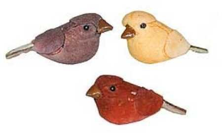 Touch of Nature 20463Touch of Nature 1.5 Mini Great Titmouse Birds 2pc