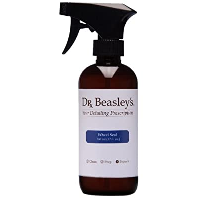 Dr. Beasley's Wheel Seal - 12 oz. Prevents Brake Dust Build-Up, Protects Against Erosion, Highly Heat Resistant: Automotive