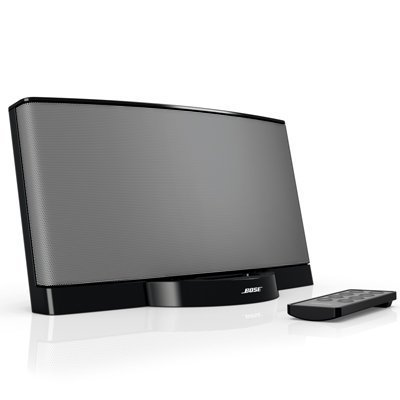 Bose SoundDock Series II Digital Music System - Speakers with digital player dock for iPod - gloss - Bose Sounddock