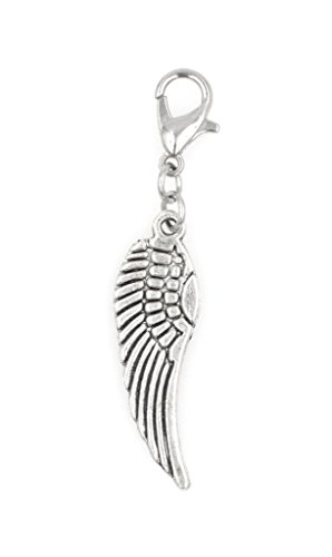 It's All About...You! Large Angel Wing Clip on