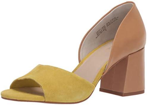 062b7677344 Seychelles Women's Shabby Chic Heeled Sandal Yellow/tan 8 M US ...