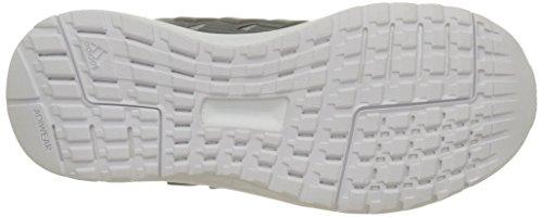 Adidas Damen Duramo 8 W Laufschuhe, Schwarz, 44 Eu Grau (grigio Due F17 / Grigio Tre F17 / Energia Aqua F17)