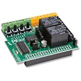 Best Price Square–I/o Expansion Board For Raspberry Pi PiFace numérique 2by PiFace