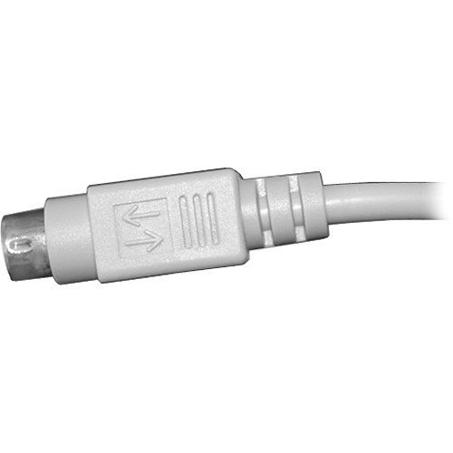 Gefen Ps/2 Cable - 10 ft PS/2 Cable (M-F) (Discontinued)