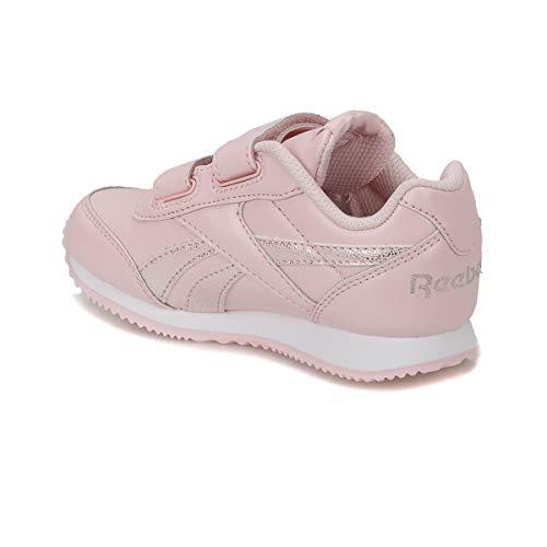 000 Multicolor 2 Royal Deporte De practical Zapatillas Pink pastel white Reebok Cljog Niñas Para 2v 6aFS4U4
