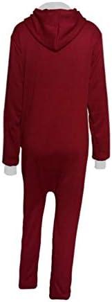 ユニセックスワンジップワンシージャンプスーツプレイスーツ3Dプリントジャンプスーツパジャマパジャマ長袖ジャンプスーツナイトウェア