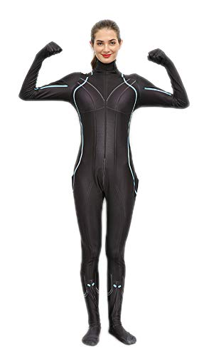 Black Costume Widow,Black Widow Cosplay,Avengers Costume Suit Full Set for Women]()