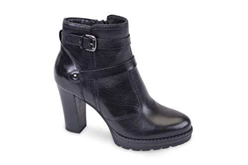 Nero Nero VALLEVERDE Stivaletti Scarpe Boots Women's 46251 Donna rArwBqY