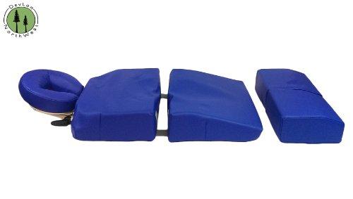 Pregnancy Pillow Massage, Pregnancy Massage Table, Pregnancy Bolster, Pregnancy Massage Bolster, Pregnancy Massage Pillow w/ Carrying Case (Massage Pillow For Pregnancy)