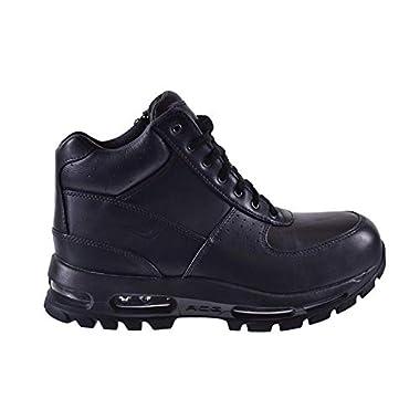 NEW Nike Air Max Goadome ACG Leather Waterproof Boots Black BQ3454 001 DMV Mens