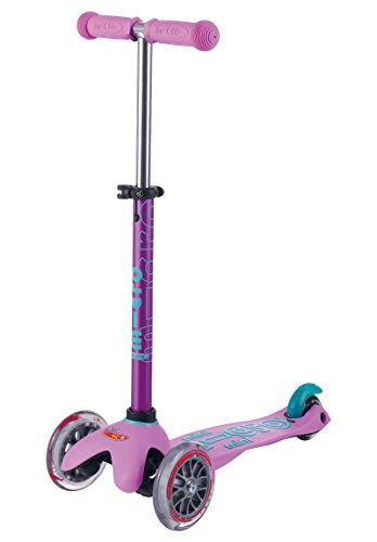 Micro Mini Deluxe Kick Scooter (Lavender)