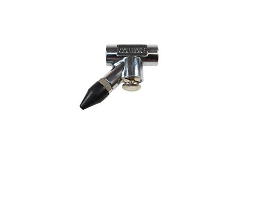 Coilhose Pneumatics 641 In-Line Blow Gun with Rubber Tip from Coilhose Pneumatics