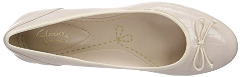 Pink Clarks Femme nude Couture Bloom Rose Ballerines BqYzxB