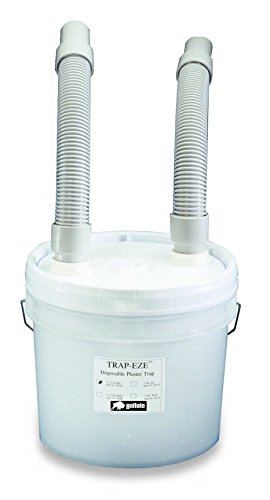 Gleco Trap (Buffalo Dental 62100 Original Classic Trap-Eze Disposable Trap, 3-1/2 gal Capacity)