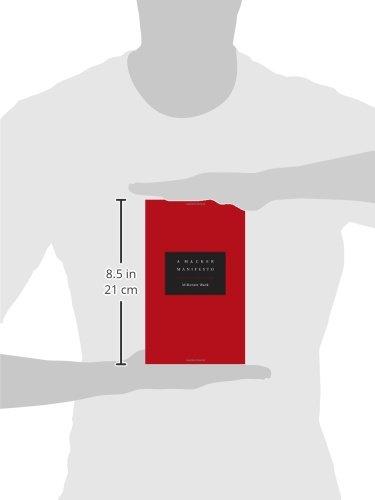 A Hacker Manifesto: Amazon.es: Wark, McKenzie: Libros en idiomas extranjeros