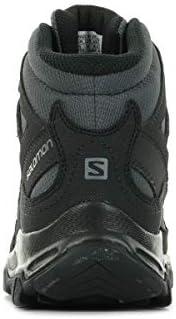 SALOMON Bekken Mid GTX Anth l Chaussures Marche randonnées