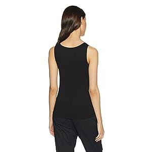 Jockey Women's Cotton Tank Top (Black)