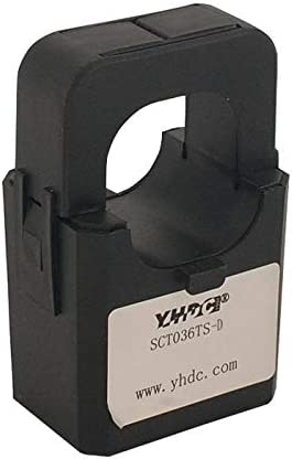 YHDC Split Core Current Sensor Transformador de Corriente SCT036TS-D 600A/5V: Amazon.es: Electrónica