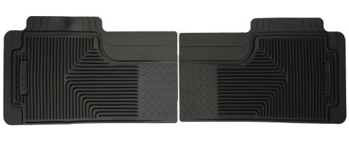 (Husky Liners 2nd Or 3rd Seat Floor Mats Fits 01-06 MDX, 87-94 Blazer)