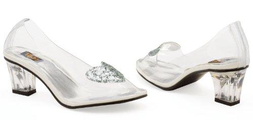 Ellie Women's Ariel (Clear) Shoes