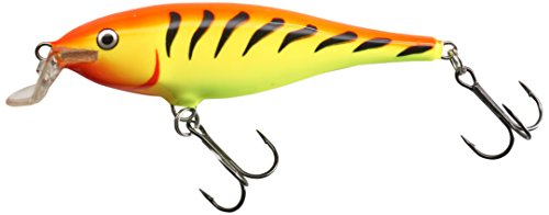 Rapala Shallow Shad Rap 09 Fishing lure, 3.5-Inch, Hot Tiger