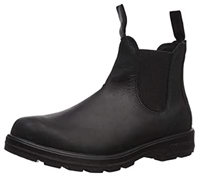 Skechers Relaxed Fit Molton Gaveno Mens Chelsea Boots Black 10