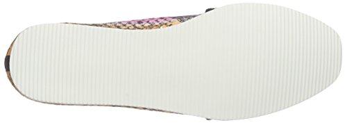 Tamaris 24618 - Zapatillas de casa de lona mujer Mehrfarbig (MULTICOL.SNAKE 923)