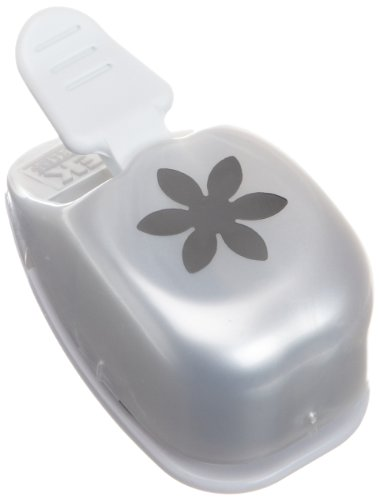 EK Success Paper Shapers Medium Punch, Daisy - Ek Success Medium Paper Shaper