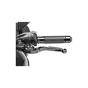 PUIG 29 NNN 2.0 extensible plegable palanca de embrague con selector, Negro: Amazon.es: Coche y moto
