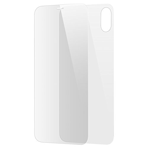 coque en verre iphone x arriere