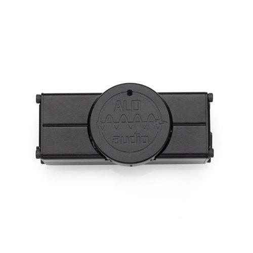 ALO audio The Island ブラック DAC搭載ヘッドホンアンプ バランス伝送対応 ハイレゾ音源対応 ALO-2231 B00FAWVNXQ