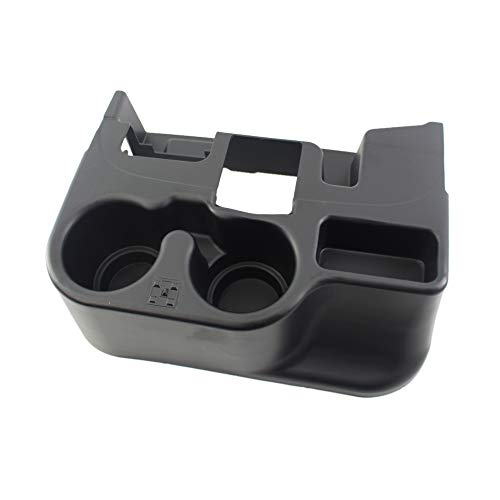 TOOGOO Storage Box Console Water Cup Holder Drink Cup Holder for Dodge Ram 2500 3500 2003-2012