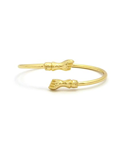 hip-hop-fist-power-small-medium-large-size-brass-cuff-bangle-bracelet-in-gold-tone-medium-size