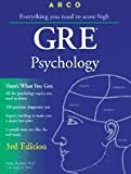 img - for GRE Psychology (Academic Test Preparation Series), 3rd Edition by Sidney Raphael (1998-11-21) book / textbook / text book