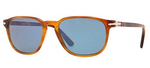 Persol Sunglasses PO3019S 96/56 Light Havana 52MM NEW (Persol Sunglasses)